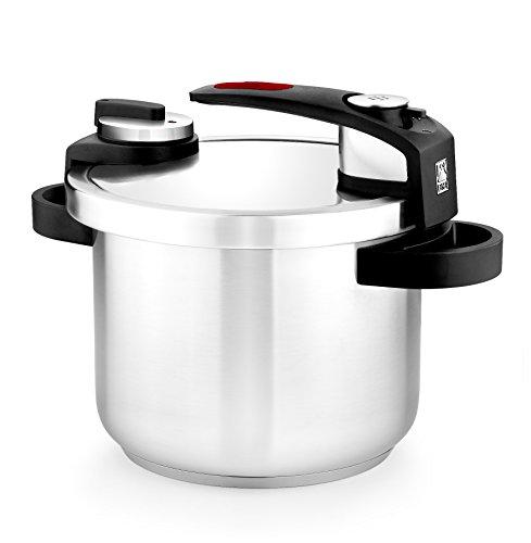 BRA Tekna: Olla a presión rápida 6 litros