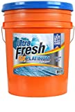 Ultra Fresh Platinum Original Blue HE Liquid Laundry Detergent, 5 Gallons (640 oz) HE, Concentrated, Compares to Name Brand