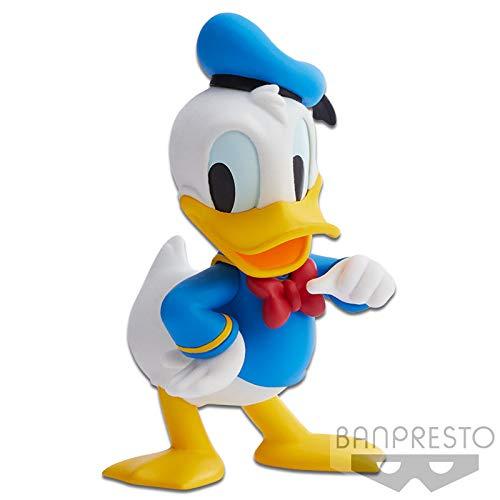 Banpresto - Donald Figur, Figur, mehrfarbig, 82459P