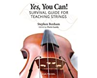 Yes, You Can! Guide for String: Survival Guide for Teaching Strings