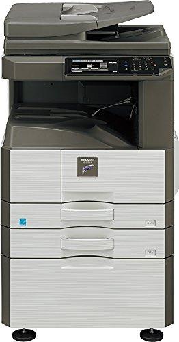 Sharp MX-M356N Laser A3 Negro, Color Blanco Multifuncional - Impresora multifunción (Laser, Mono,...