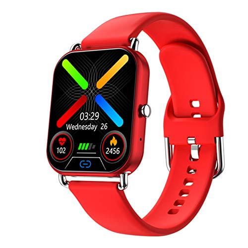 XYG 2021 Nuevo Reloj Inteligente Deportes para Hombres Smart Watch Presión Arterial De Las Mujeres Reloj Inteligente Monitoreo De La Presión De La Salud,F