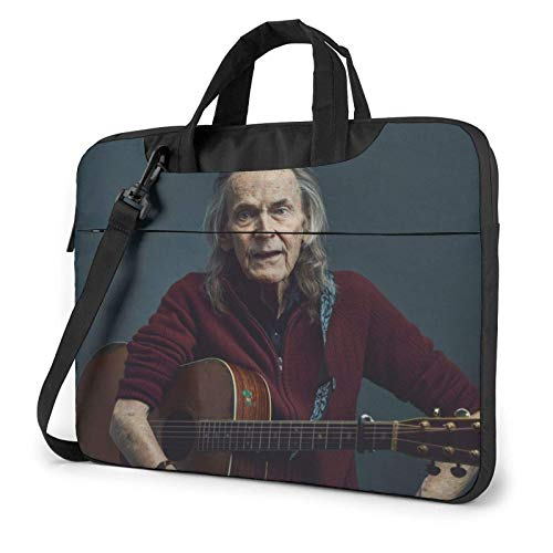 Hdadwy Gordon Lightfoot Shockproof Laptop Shoulder Messenger BagCover (13/14/15.6 inches), Laptop Briefcase 13 inch