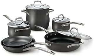 Calphalon Unison Nonstick 10-Piece Cookware Set