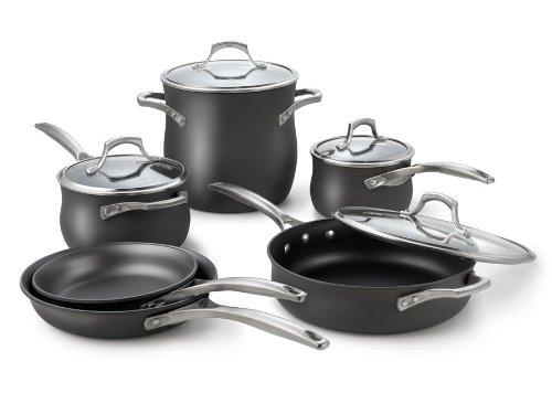 Big Sale Best Cheap Deals Calphalon Unison Nonstick 10-Piece Cookware Set
