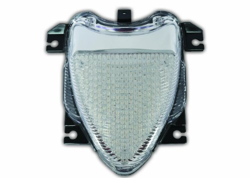 Top Zone (TZS-200-INT) Clear Integrated Tail Light