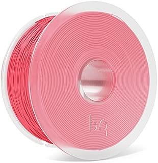 BQ F000160 - Filamento PLA de diámetro 1.75 mm, 1 kg, Color Coral ...