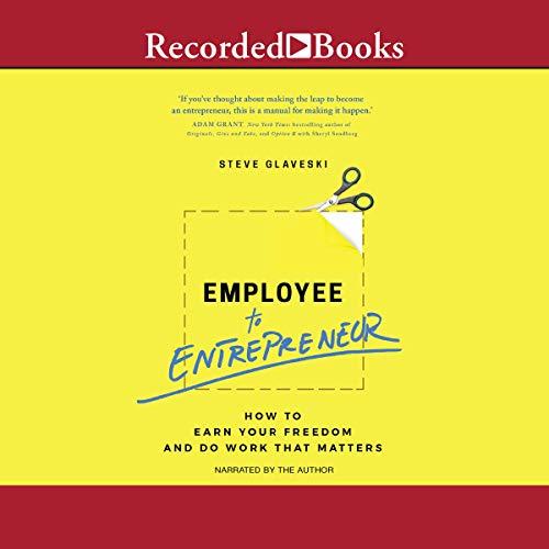 Employee to Entrepreneur cover art