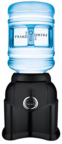 Primo Countertop Water Dispenser, Black