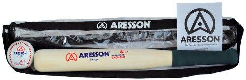 Aresson Image Schlagball Schläger und Softy Ball Pack Outdoor Spiele Starter Set
