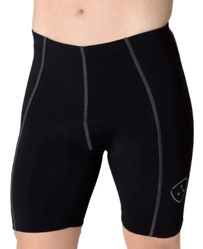 Deportes Hera Fietsen/Spinning korte broek met bretels (Culotte)