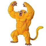 WQA Anime Figura Dragon Ball Super Saiyan Son Goku 40 CM Golden Great Ape Modelo Figuras Decoracione...