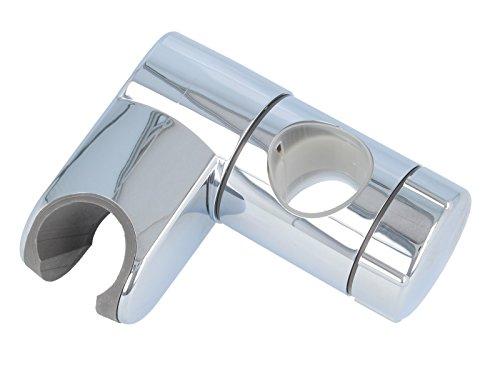 KLUDI Gleiter Schieber Brausehalter für Wandstange 23 mm chrom 6253505