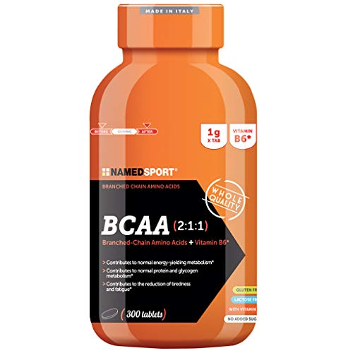 NAMED BCAA 2:1:1 300 CPR