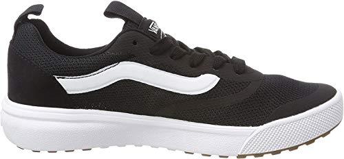Vans Unisex-Erwachsene Ultrarange Rapidweld Sneaker, Black White, 41 EU