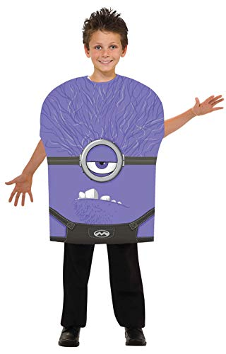 Rubies Despicable Me 2 Purple Minion Costume, Small