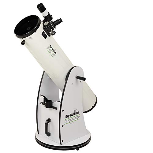Cheapest Price! SkyWatcher S11610 Traditional Dobsonian 8-Inch (White)