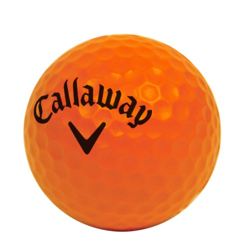 Callaway Golfball Soft Flight 18-Pack, Orange, One Size, CA1000013