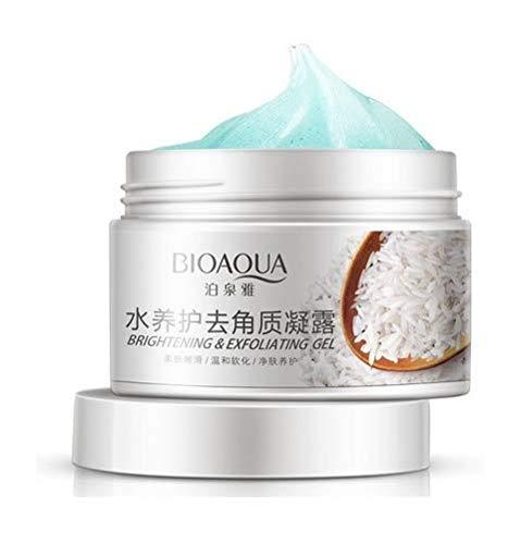 Exfoliantes Aclaradores marca Bioaqua