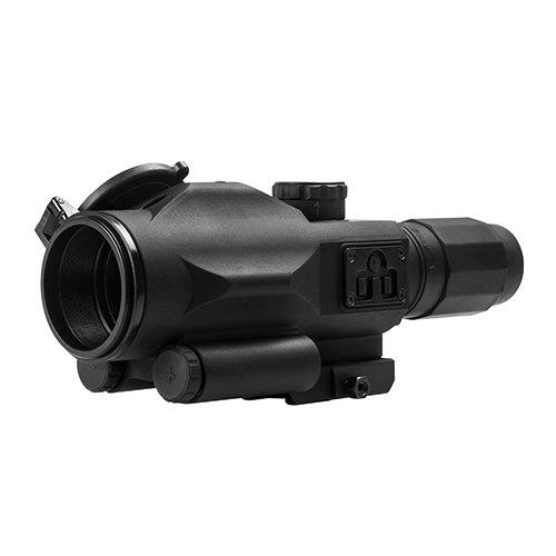 NcSTAR NC Star VSRTP3940GV3, Srtx 40mm, 3-9X40Mm, P4 Sniper Reticle with Green Laser
