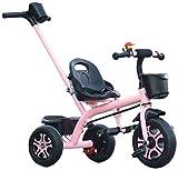 LYP Triciclo Bebé Trolley Trike Cochecitos para bebés, triciclos para niños, cochecitos, automóviles para niños, Bicicletas, 2-3-6 años (Color : #6)