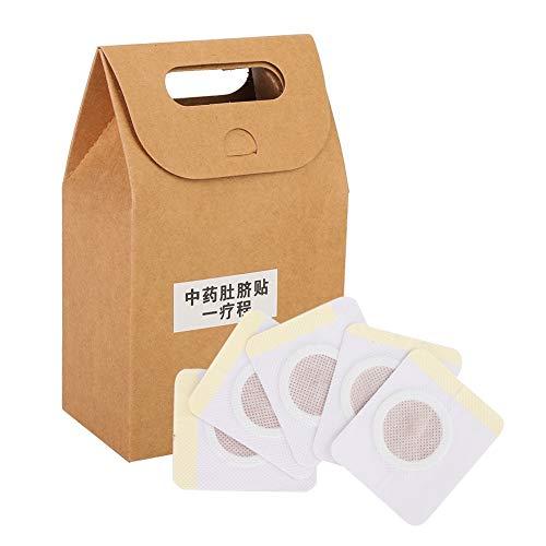 Parche adelgazante de medicina china, adhesivo para adelgazar, delgado, ajustado, para barriga de cerveza, cintura, grasa abdominal, cubos, cintura, reafirmante y modelador