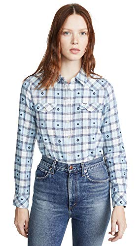 Wrangler Women's Western Check Shirt