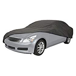 Classic Accessories 10-014-261001-00 Over Drive Poly Pro III Car Cover