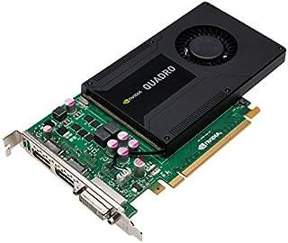 PNY VCQK2000BLK-1 Quadro K2000 2GB GDDR5 Tarjeta gráfica