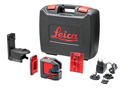Leica Lino L2P5 - Linien- und Punktlaser mit Li-Ion Akku und innovativen Adaptern