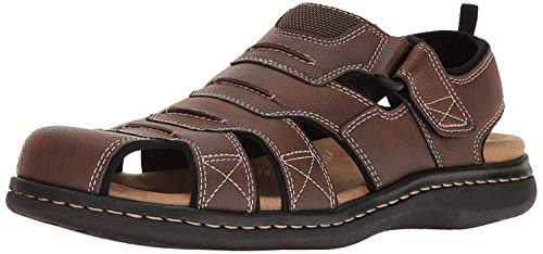 Dockers Men's Searose Fisherman Sandal, Briar, 7 M US