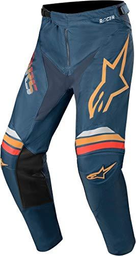 Alpinestars Braap Racer Motocross Hose Dunkelblau 32