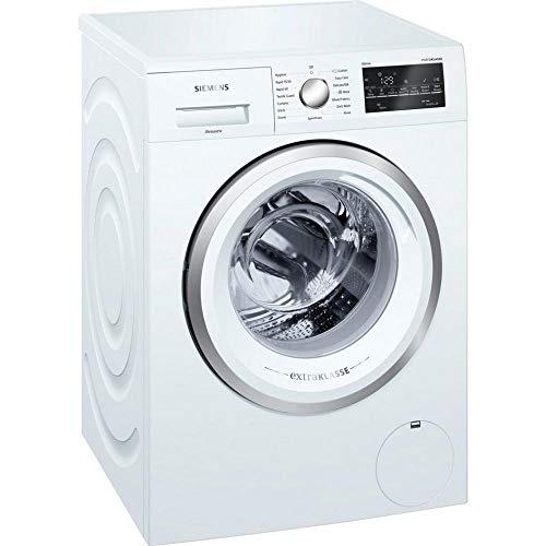 Siemens WM14T481GB extraKlasse 8kg 1400 Spin Washing Machine - White