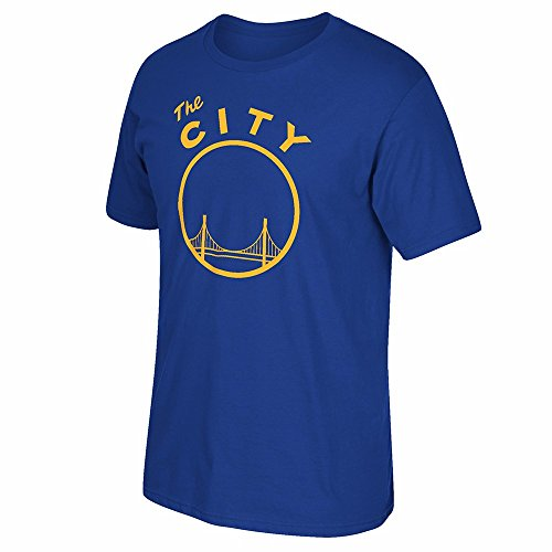 adidas Golden State Warriors - Camiseta de manga corta con l