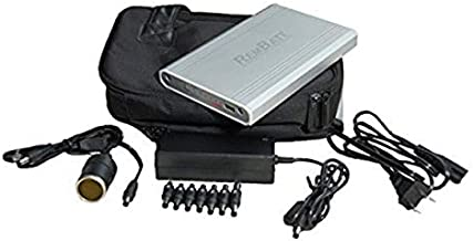 Bundle - ResMed Airsense 10 CPAP Battery for Camping, Travel, Power Backup in Travel Case and International Plug Set