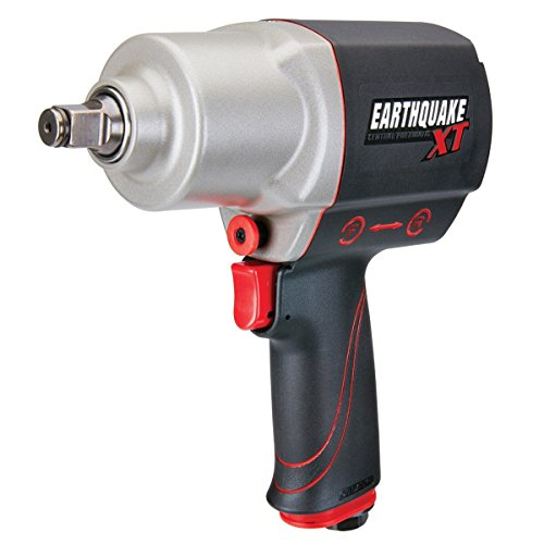 Earthquake XT 1/2 in. Composite Xtreme Torque Air Impact Wrench 1000 ft. lbs