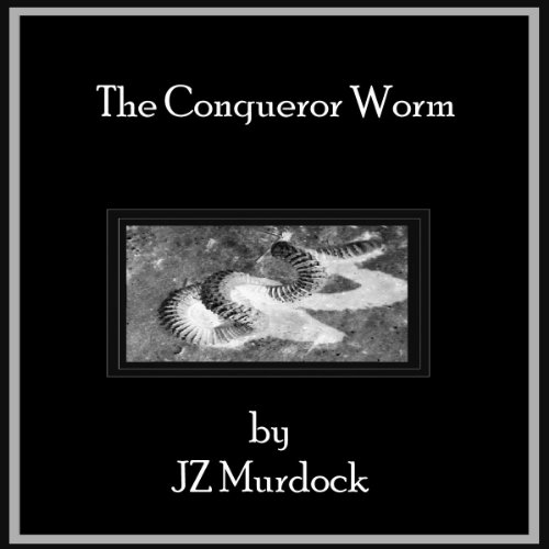 The Conqueror Worm audiobook cover art