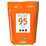 Bodybuilding Warehouse Pure Whey Protein Isolate 95 (Smooth Milk Chocolate, 4kg)