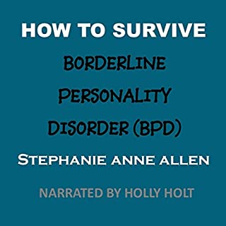 How to Survive Borderline Personality Disorder (BPD) audiobook cover art
