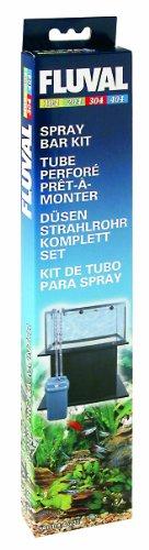 Fluval Hagen Kit de Barra de pulverización para filtros externos