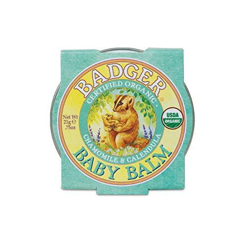 Badger Baby Balm Chamomile & Calendula 21g
