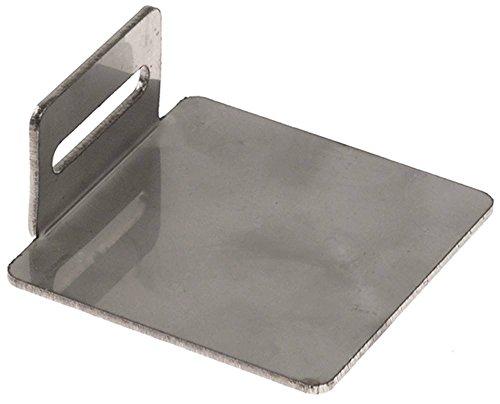 Fagor - Soporte para lavavajillas FI-550D, FI-550I, FI-370D, FI-370I, ancho 70 mm, M5 M5, altura 30 mm, longitud 70 mm