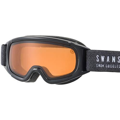 【国産ブランド】SWANS(スワンズ) 子供用ゴーグル 5歳〜12歳 眼鏡使用可 スキー スノーボード ジャンピン J...