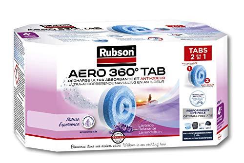 L'absorbeur d'humidité salle de bain Rubson AERO 360° AROMA