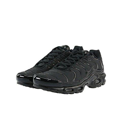 Nike Air MAX Plus, Zapatillas de Running Hombre, Negro (Black/Black-Black 050), 46 EU