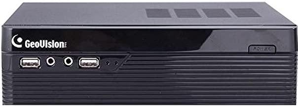 Geovision GV-SNVR0400F Network Video Recorder - Network Video Recorder - H.264, AVI Formats