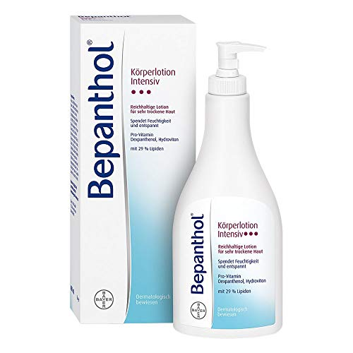 Bepanthol Intensiv Körperlotion Spender, 400 ml