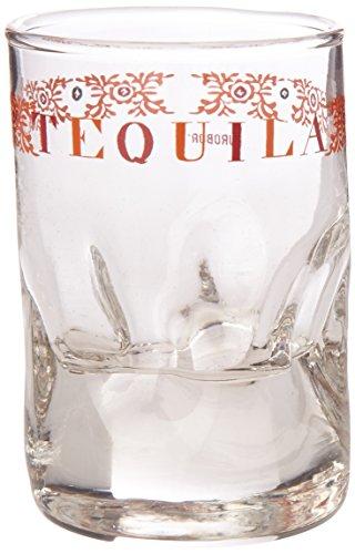 Durobor 81700 Duke Tequila glazen, 5 cl, 6 stuks