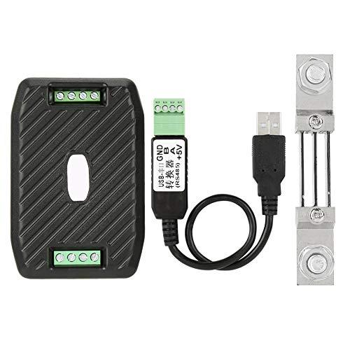Gleichspannungsmesser ohne Anzeige zuverlässig(PZEM-017+300A+USB)