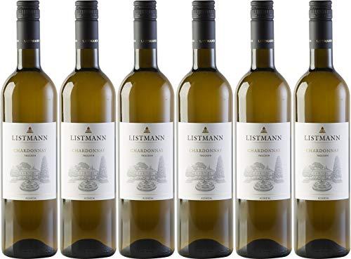 Listmann Chardonnay 2019 Trocken (6 x 0.75 l)
